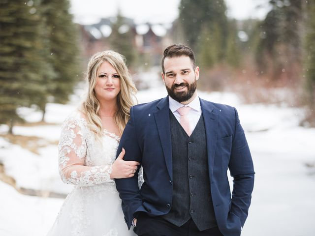 Shawn and Kaley's wedding in Canmore, Alberta 225