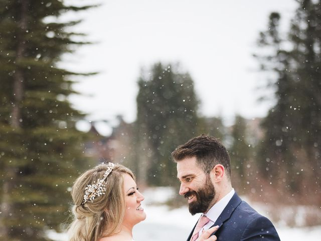 Shawn and Kaley's wedding in Canmore, Alberta 226