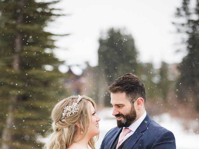 Shawn and Kaley's wedding in Canmore, Alberta 230