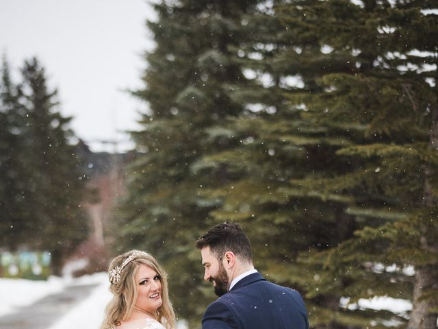 Shawn and Kaley's wedding in Canmore, Alberta 234