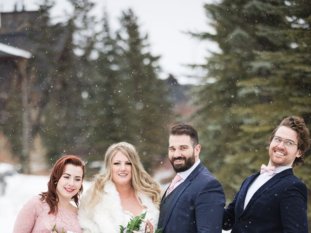 Shawn and Kaley's wedding in Canmore, Alberta 237