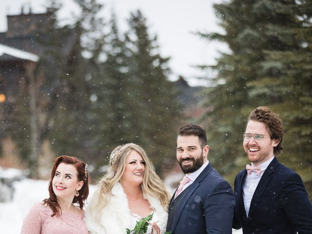 Shawn and Kaley's wedding in Canmore, Alberta 238