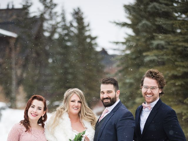 Shawn and Kaley's wedding in Canmore, Alberta 239