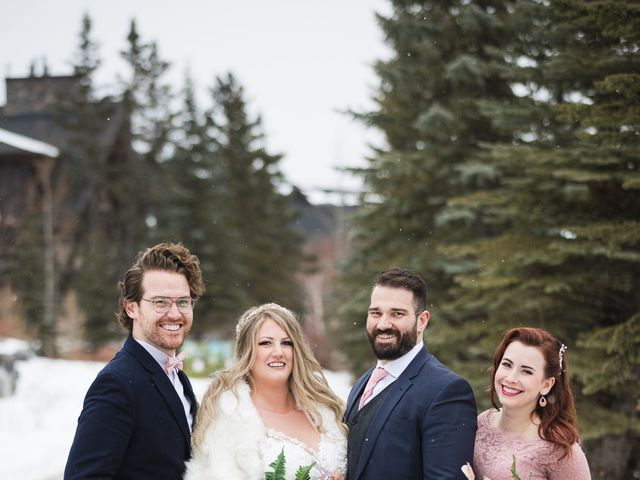Shawn and Kaley's wedding in Canmore, Alberta 241