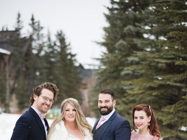 Shawn and Kaley's wedding in Canmore, Alberta 242