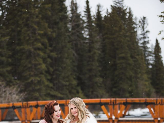 Shawn and Kaley's wedding in Canmore, Alberta 246