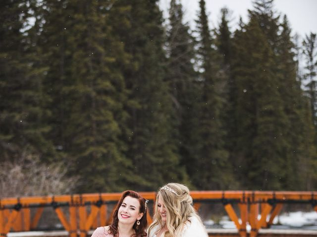 Shawn and Kaley's wedding in Canmore, Alberta 247