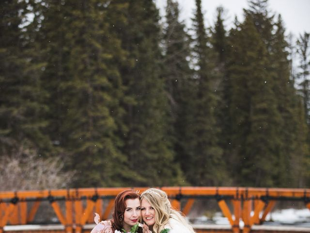 Shawn and Kaley's wedding in Canmore, Alberta 248