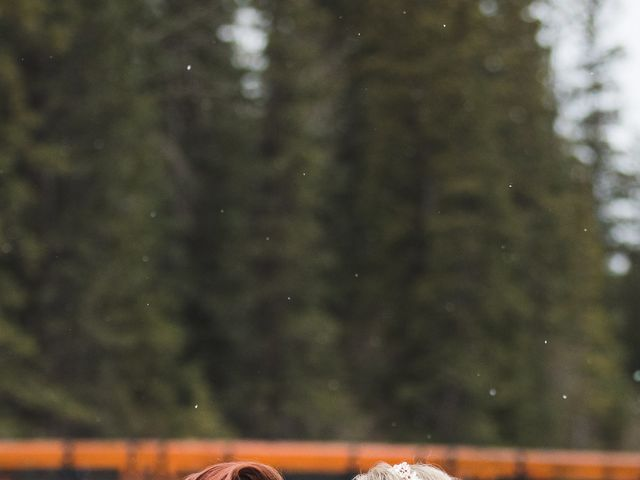 Shawn and Kaley's wedding in Canmore, Alberta 249