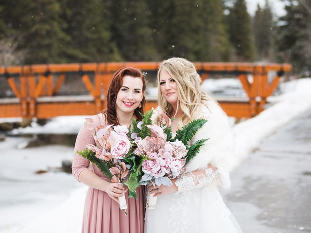 Shawn and Kaley's wedding in Canmore, Alberta 250