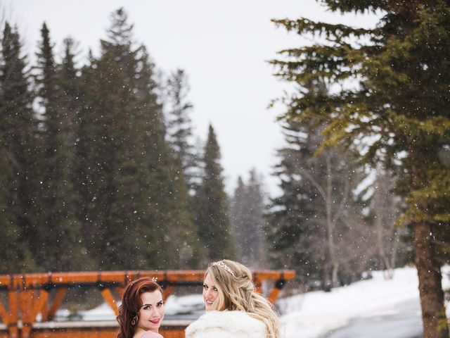 Shawn and Kaley's wedding in Canmore, Alberta 260