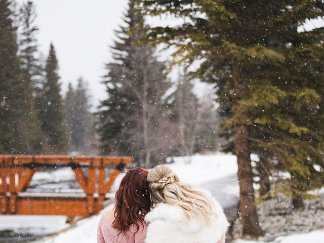 Shawn and Kaley's wedding in Canmore, Alberta 262