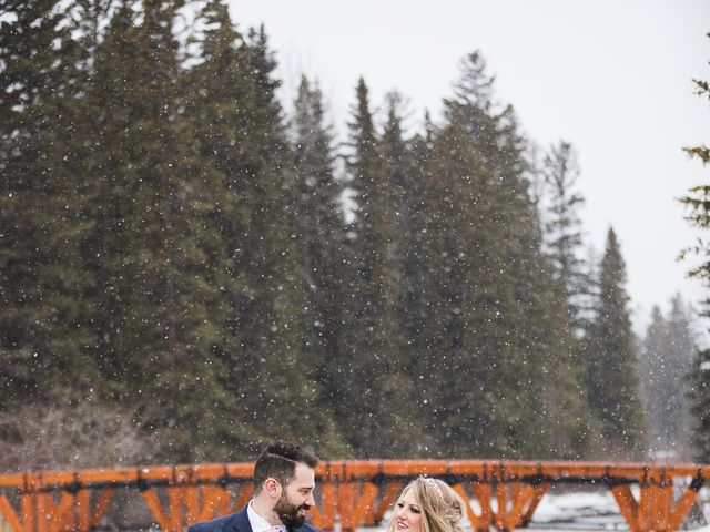 Shawn and Kaley's wedding in Canmore, Alberta 267