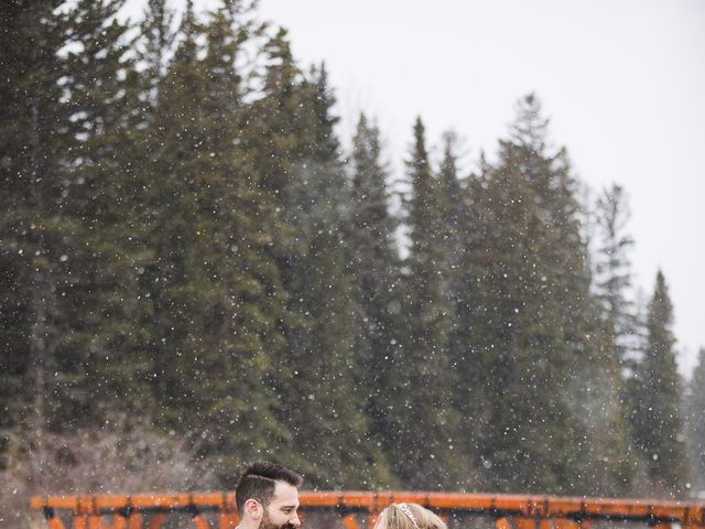 Shawn and Kaley's wedding in Canmore, Alberta 269