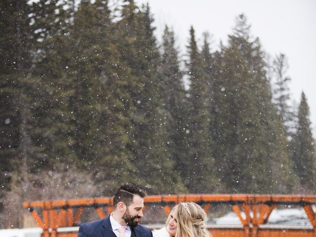 Shawn and Kaley's wedding in Canmore, Alberta 270