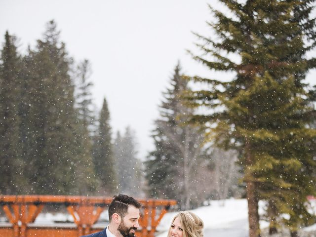 Shawn and Kaley's wedding in Canmore, Alberta 272