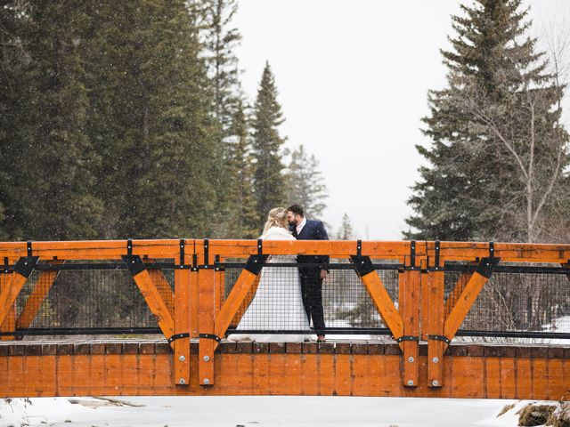 Shawn and Kaley's wedding in Canmore, Alberta 276