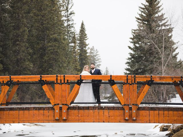 Shawn and Kaley's wedding in Canmore, Alberta 277