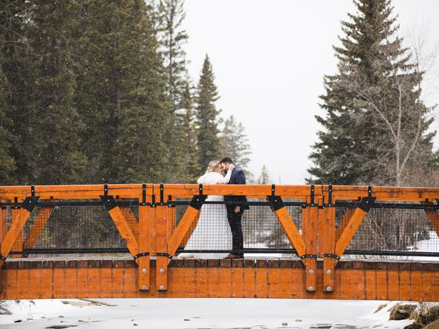 Shawn and Kaley's wedding in Canmore, Alberta 278