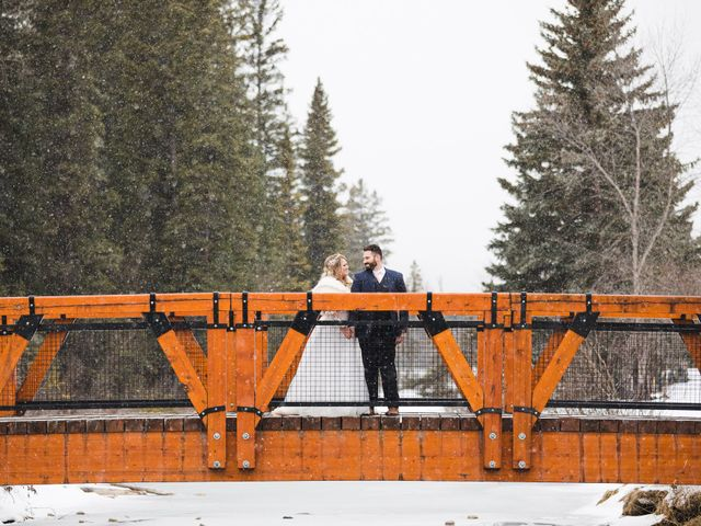 Shawn and Kaley's wedding in Canmore, Alberta 281