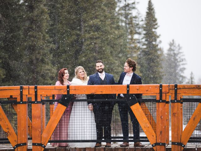 Shawn and Kaley's wedding in Canmore, Alberta 285