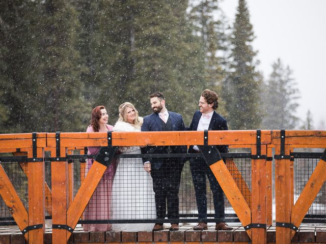 Shawn and Kaley's wedding in Canmore, Alberta 286
