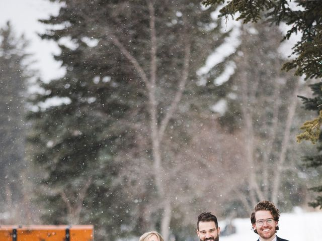 Shawn and Kaley's wedding in Canmore, Alberta 287