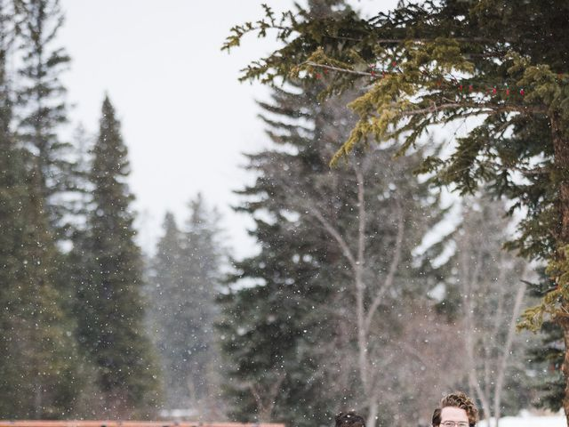Shawn and Kaley's wedding in Canmore, Alberta 289