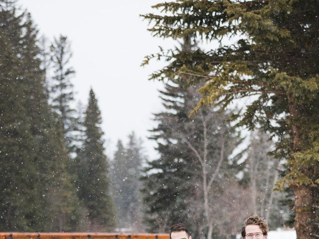 Shawn and Kaley's wedding in Canmore, Alberta 290