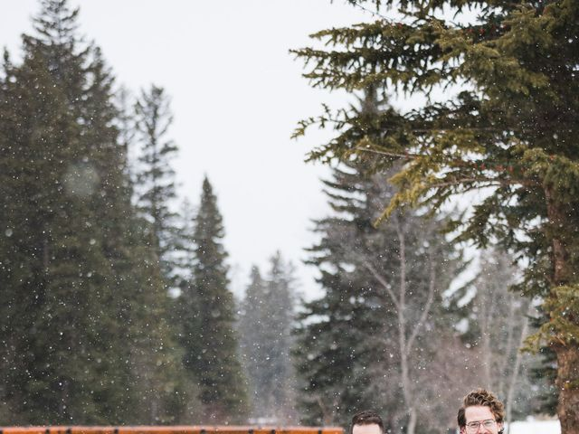 Shawn and Kaley's wedding in Canmore, Alberta 291