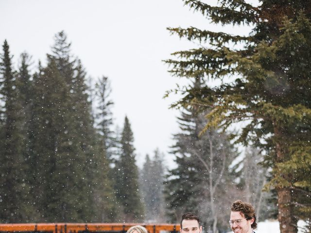 Shawn and Kaley's wedding in Canmore, Alberta 292