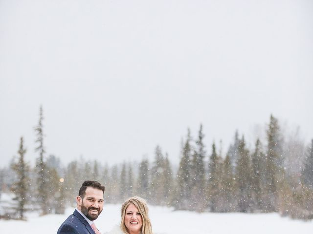 Shawn and Kaley's wedding in Canmore, Alberta 298