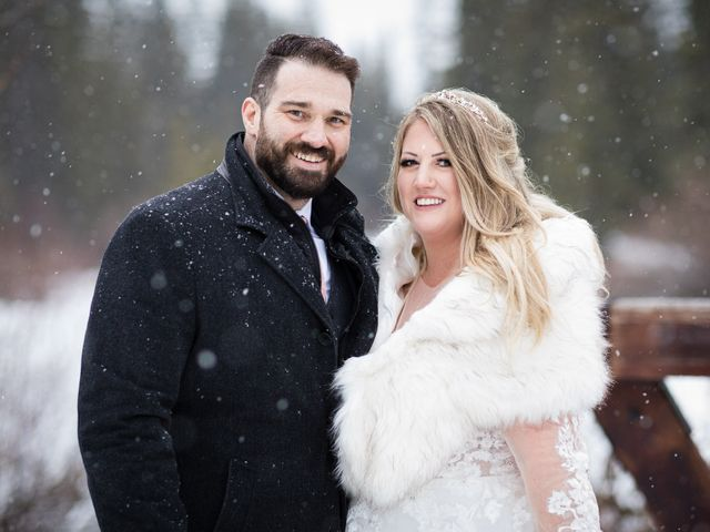 Shawn and Kaley's wedding in Canmore, Alberta 299
