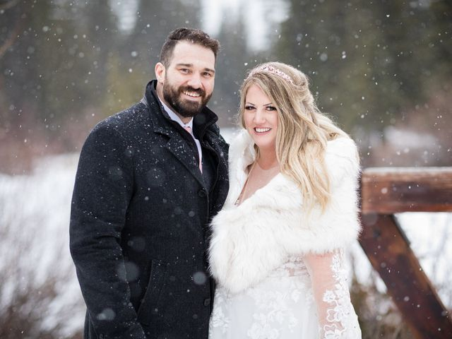 Shawn and Kaley's wedding in Canmore, Alberta 301