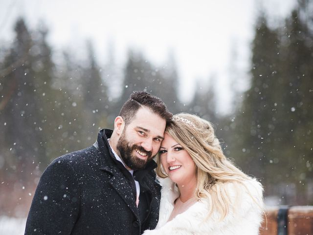 Shawn and Kaley's wedding in Canmore, Alberta 304