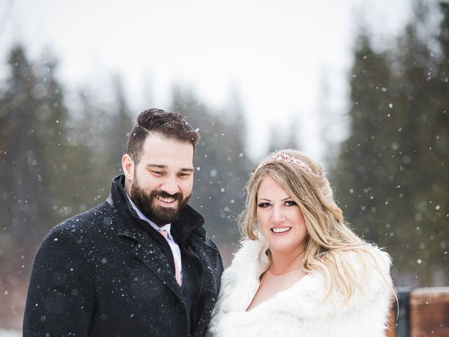 Shawn and Kaley's wedding in Canmore, Alberta 305