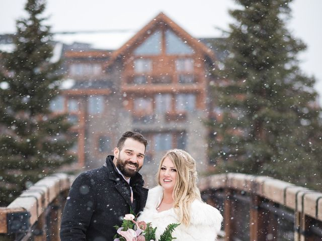 Shawn and Kaley's wedding in Canmore, Alberta 307