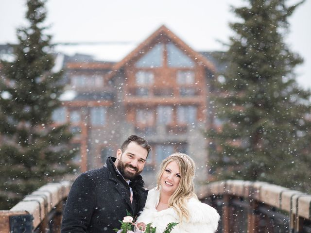 Shawn and Kaley's wedding in Canmore, Alberta 310