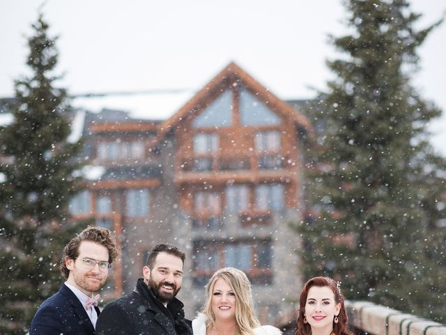 Shawn and Kaley's wedding in Canmore, Alberta 311