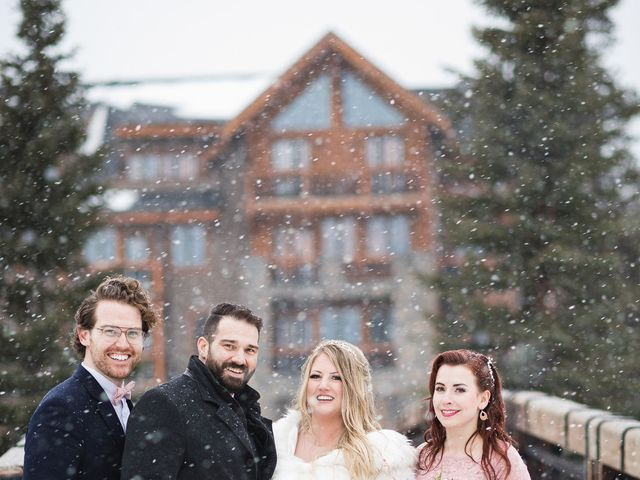 Shawn and Kaley's wedding in Canmore, Alberta 312