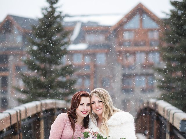Shawn and Kaley's wedding in Canmore, Alberta 318
