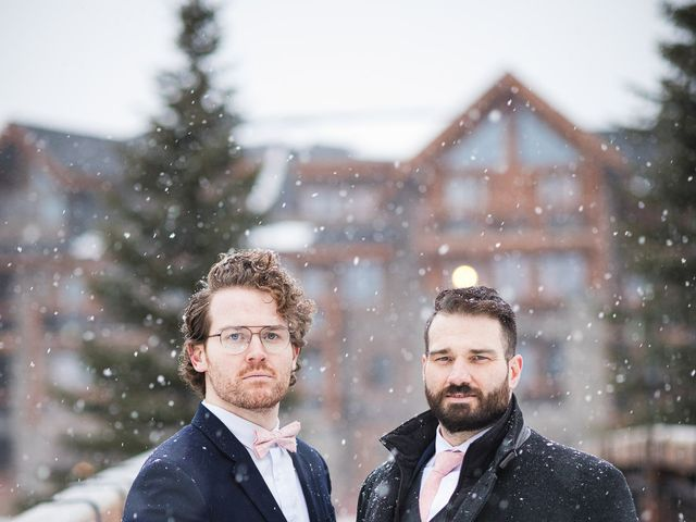 Shawn and Kaley's wedding in Canmore, Alberta 324
