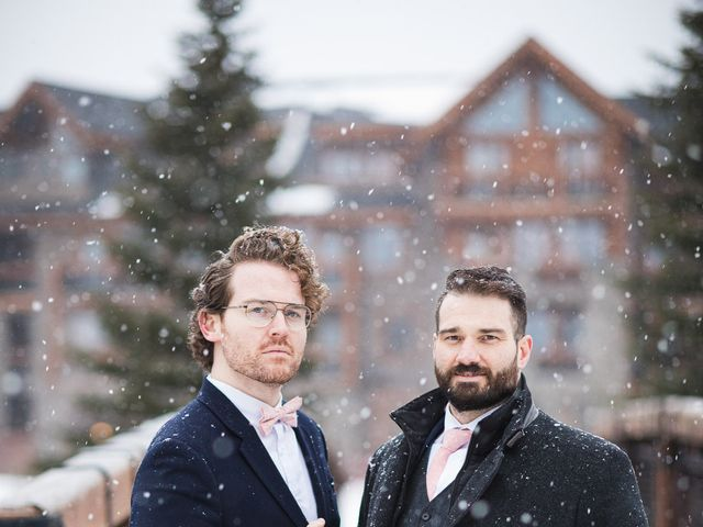 Shawn and Kaley's wedding in Canmore, Alberta 325