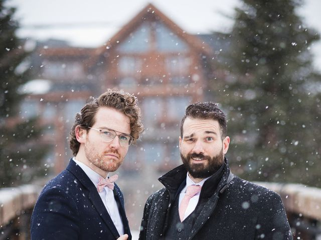 Shawn and Kaley's wedding in Canmore, Alberta 326