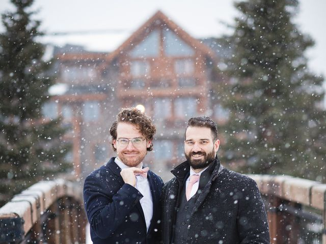 Shawn and Kaley's wedding in Canmore, Alberta 327