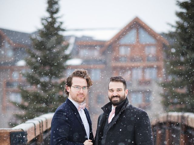 Shawn and Kaley's wedding in Canmore, Alberta 329