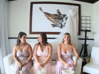 The wedding of Jenna and Rob 2