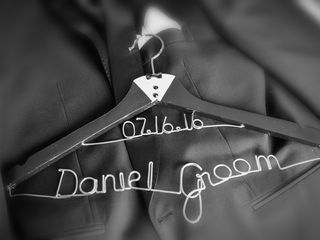 The wedding of Antonella and Daniel 1