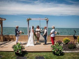 The wedding of Tamara and Warren 1