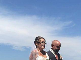 The wedding of Tamara and Warren 2
